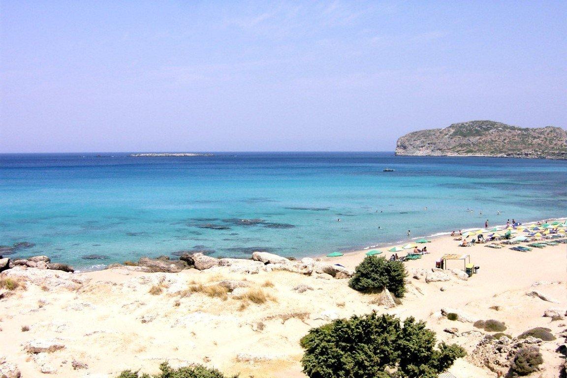 Falassarna beach - Quality Travel Kissamos Chania